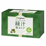 ユーグレナの緑汁 粒タイプが忙しい方の毎日のスッキリをサポート